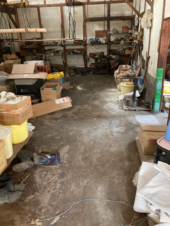 【西脇市】2tトラック1杯以内の出張不用品回収・処分ご依頼