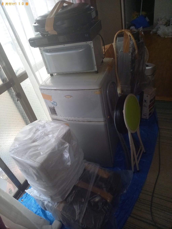 【川崎市多摩区】軽トラパックでの出張不用品回収・処分ご依頼