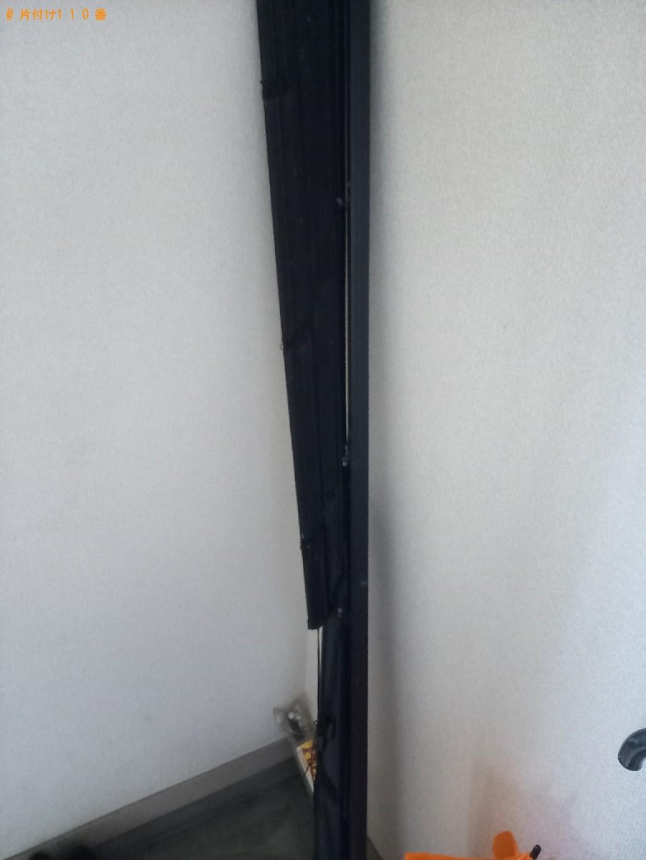 【川崎市中原区】軽トラック1杯以内の出張不用品回収・処分ご依頼