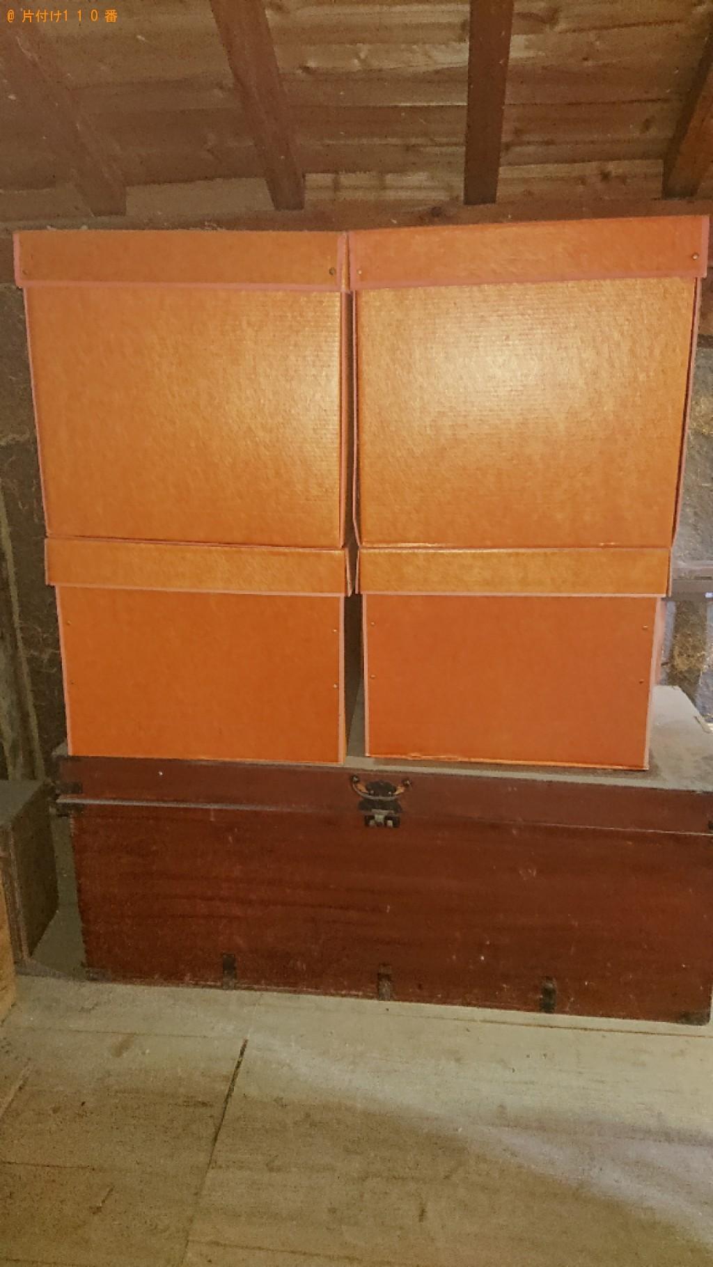 【小浜市】家具家電などの出張不用品回収・処分ご依頼 お客様の声