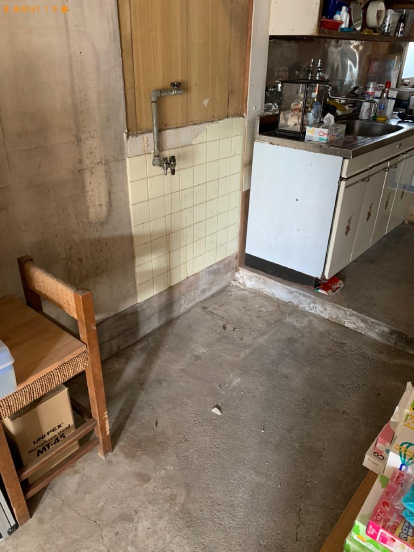 【春日市昇町】軽トラック1杯以内の出張不用品回収・処分ご依頼