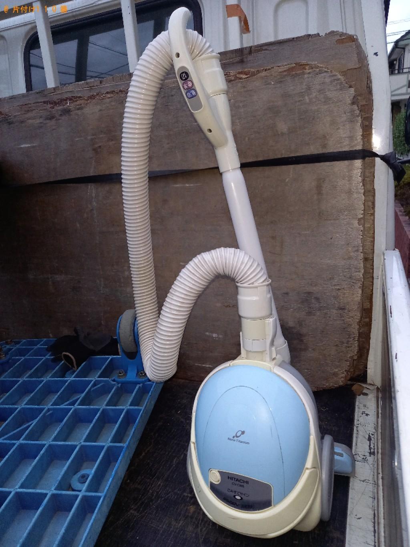 【八千代市】掃除機の出張不用品回収・処分ご依頼 お客様の声