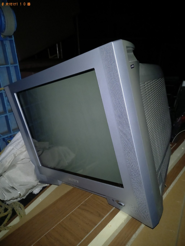 【横浜市神奈川区】テレビの出張不用品回収・処分ご依頼 お客様の声