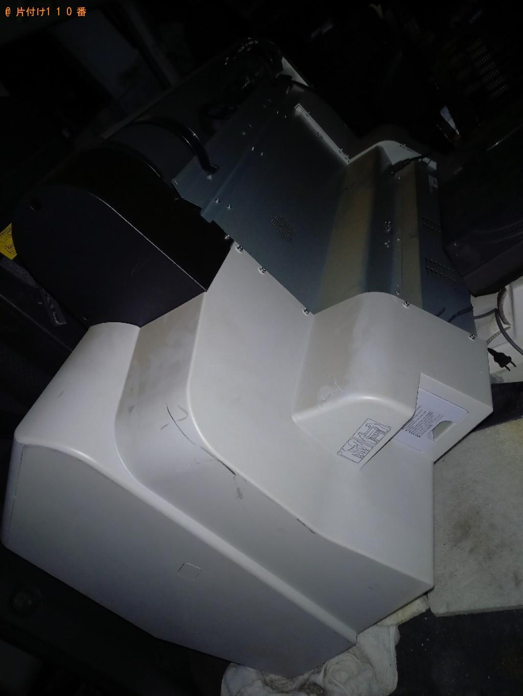 【川口市】電化製品の出張不用品回収・処分ご依頼 お客様の声
