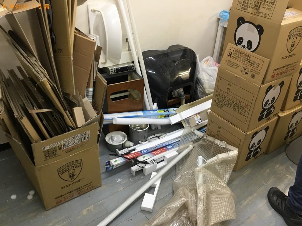 【神戸市中央区】電化製品などの出張不用品回収・処分ご依頼