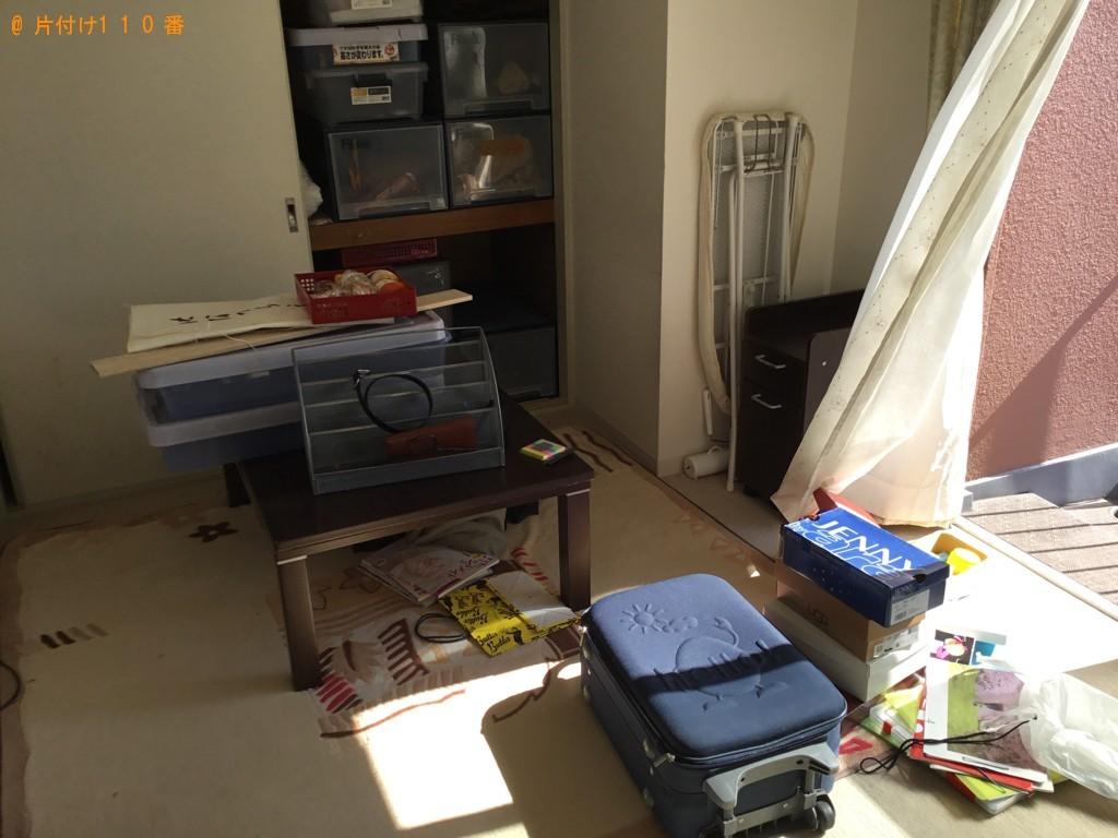 【神戸市東灘区】トラックパックでの出張不用品回収・処分ご依頼