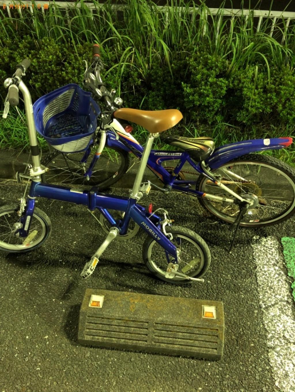 【練馬区】自転車の出張不用品回収・処分ご依頼 お客様の声