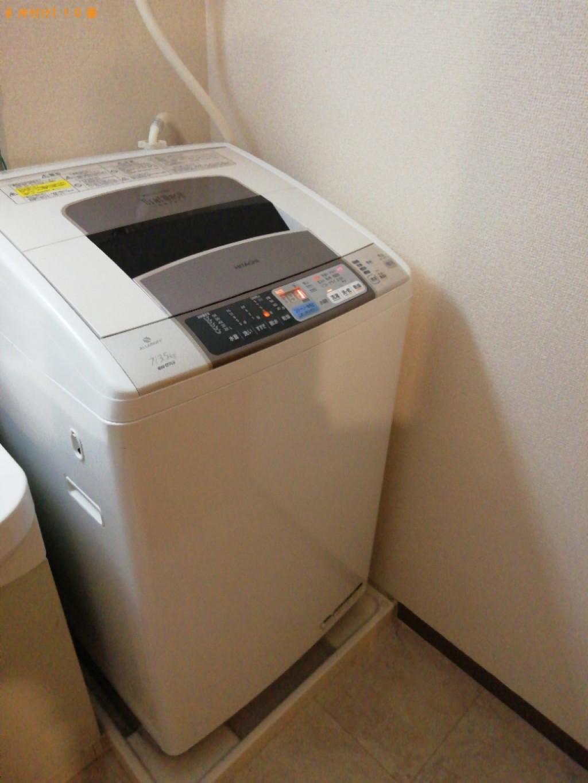【京都市西京区】洗濯機の出張不用品回収・処分ご依頼 お客様の声
