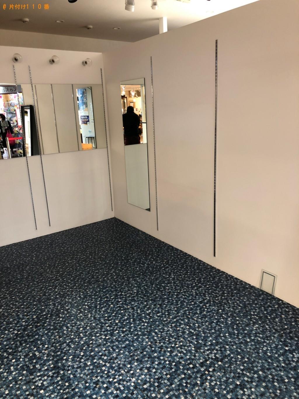【福岡市中央区】軽トラック1杯以内の出張不用品回収・処分ご依頼