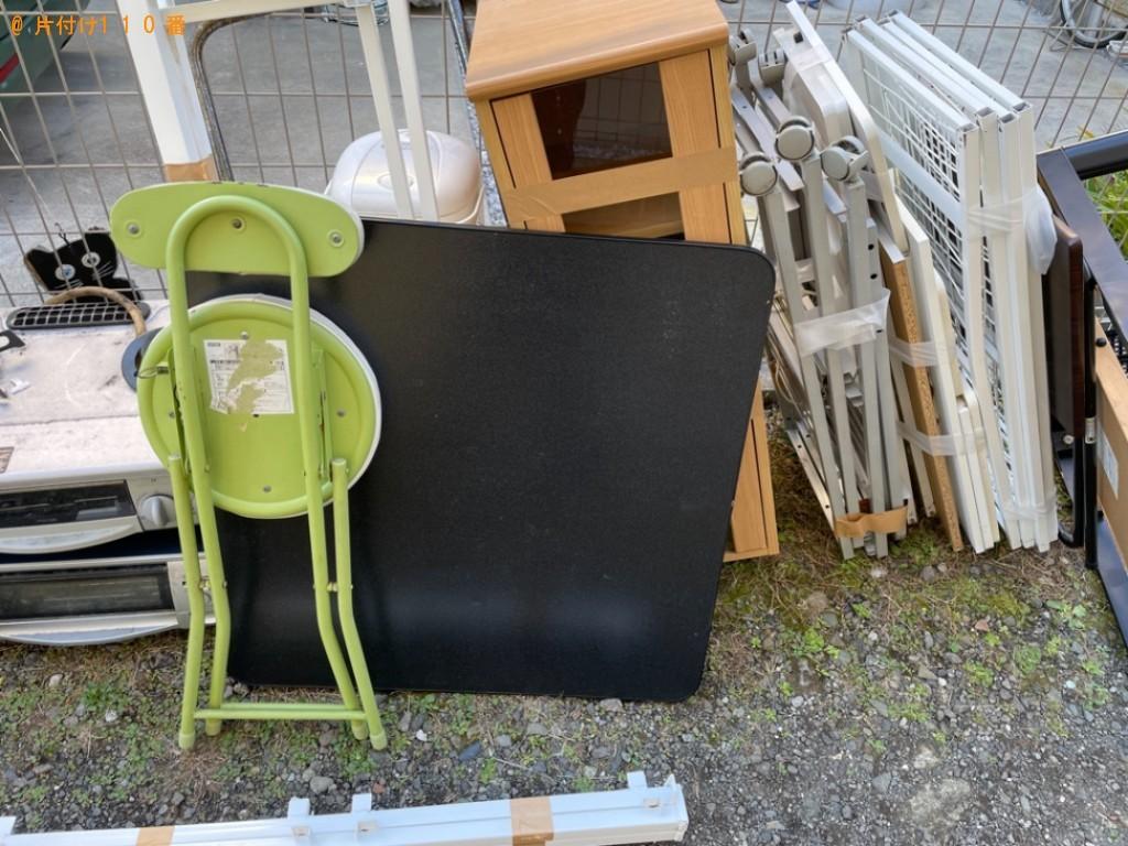 【横浜市神奈川区】軽トラック1杯以内の出張不用品回収・処分ご依頼