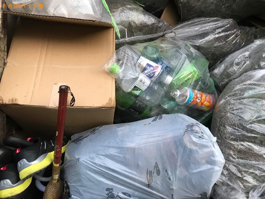 【富山市婦中町】細々したゴミなどの出張不用品回収・処分ご依頼