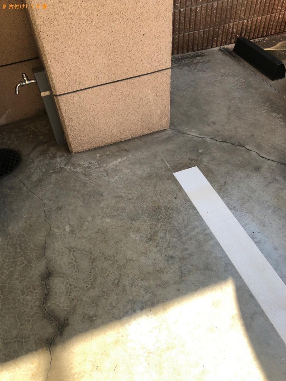 【京都市伏見区】洗濯機の出張不用品回収・処分ご依頼 お客様の声