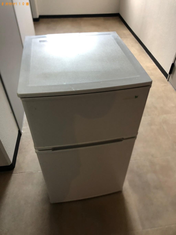【札幌市豊平区】170L未満冷蔵庫の出張不用品回収・処分ご依頼