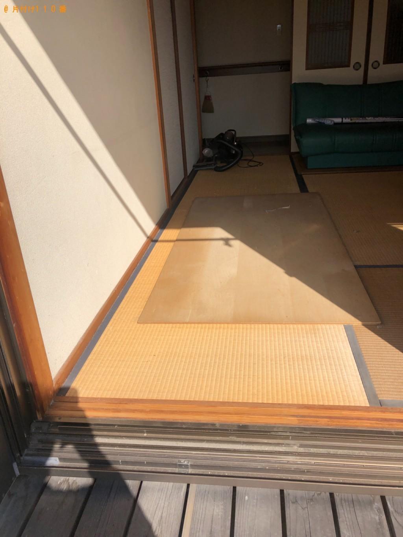 【岡山市東区】電動ベッドの出張不用品回収・処分ご依頼 お客様の声