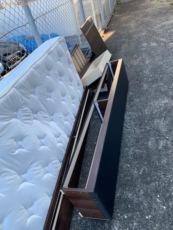 【福岡市南区】ベッドマットレスの出張不用品回収・処分ご依頼