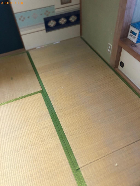 【函館市】ベッドの出張不用品回収・処分ご依頼 お客様の声