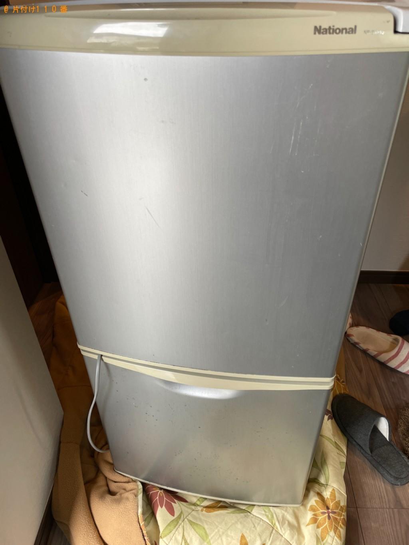 【横浜市金沢区】170L未満冷蔵庫の出張不用品回収・処分ご依頼