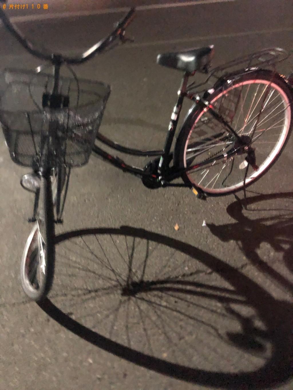 【札幌市中央区】自転車の出張不用品回収・処分ご依頼 お客様の声