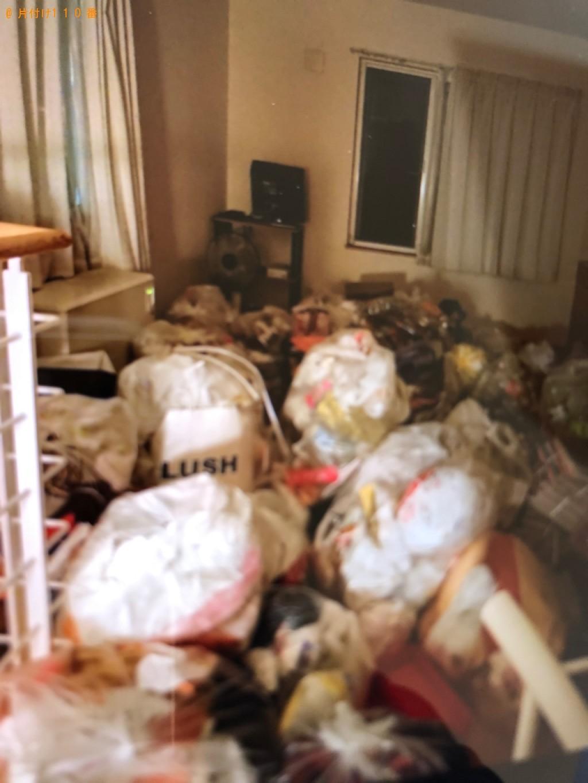 【岩内町】軽トラパックでの出張不用品回収・処分ご依頼 お客様の声
