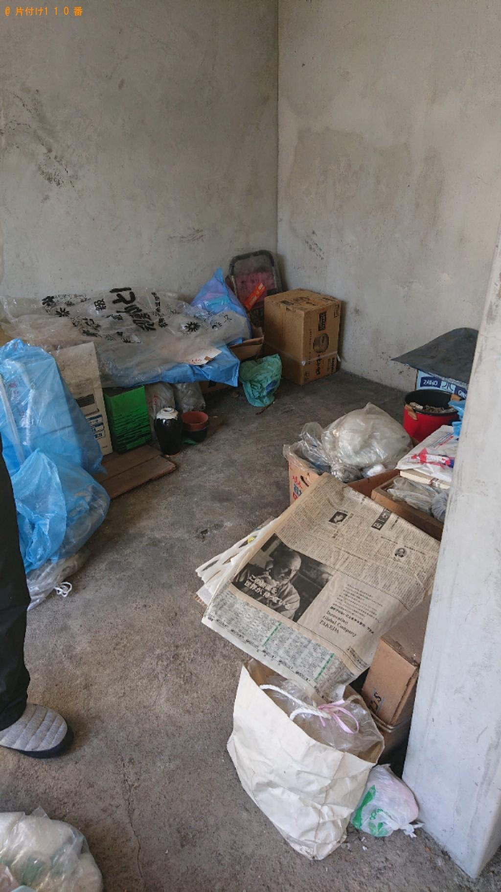 【神戸市垂水区】トラックパックでの出張不用品回収・処分ご依頼
