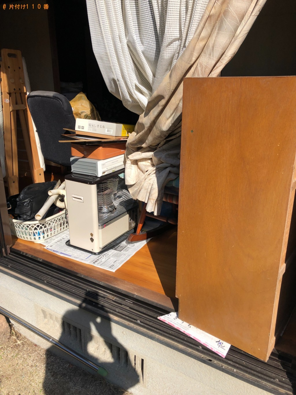 【大島郡周防大島町】軽トラパックでの出張不用品回収・処分ご依頼