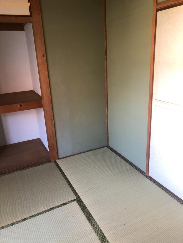 【北九州市門司区】タンスの出張不用品回収・処分ご依頼 お客様の声