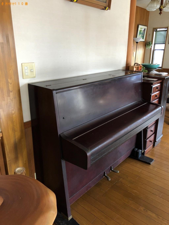 【北九州市八幡西区】ピアノ・オルガンの出張不用品回収・処分ご依頼