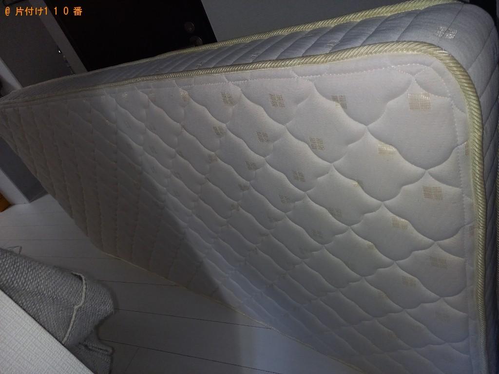 【荒川区】シングルベッドの出張不用品回収・処分ご依頼 お客様の声