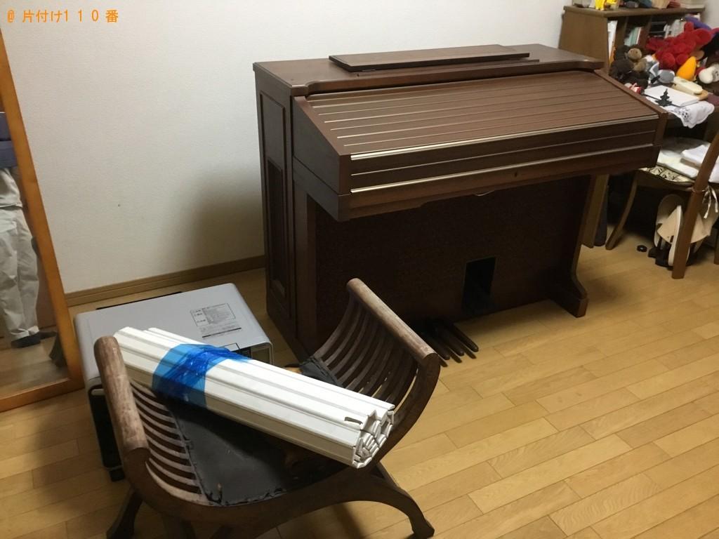 【神戸市】エレクトーンなどの出張不用品回収・処分ご依頼