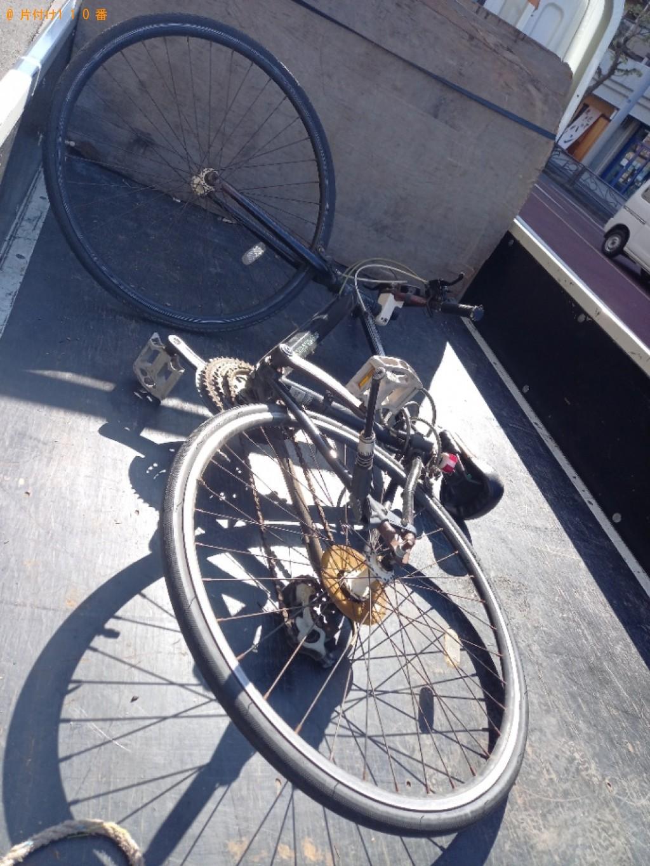 【川崎市幸区】自転車の出張不用品回収・処分ご依頼 お客様の声