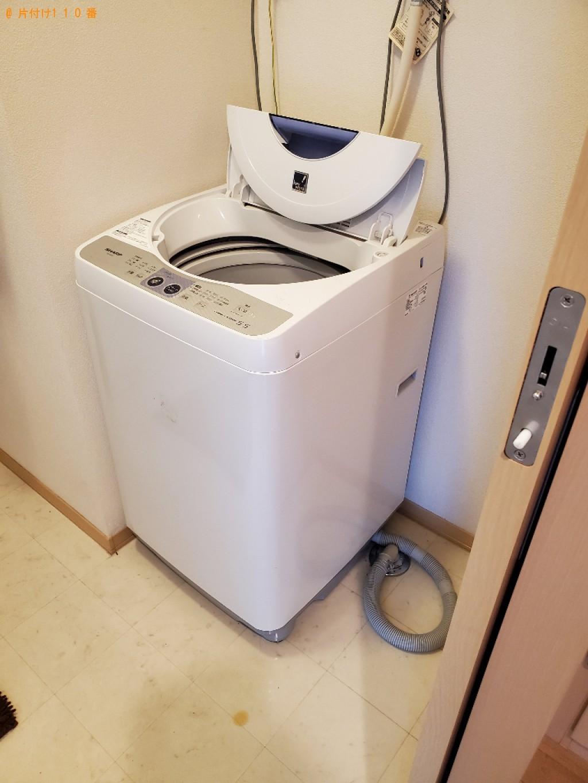 【倉敷市】家電の出張不用品回収・処分ご依頼 お客様の声
