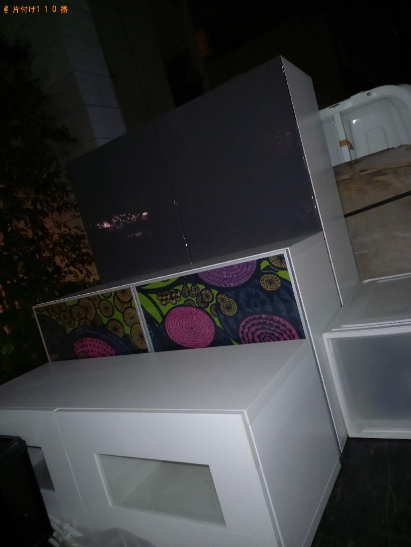 【世田谷区】本棚の出張不用品回収・処分ご依頼 お客様の声