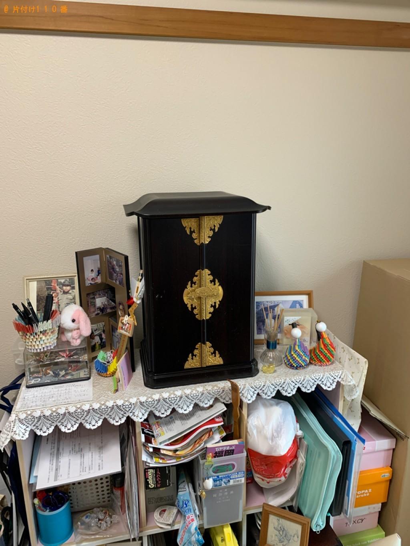 【福岡市南区】仏壇の出張不用品回収・処分ご依頼 お客様の声