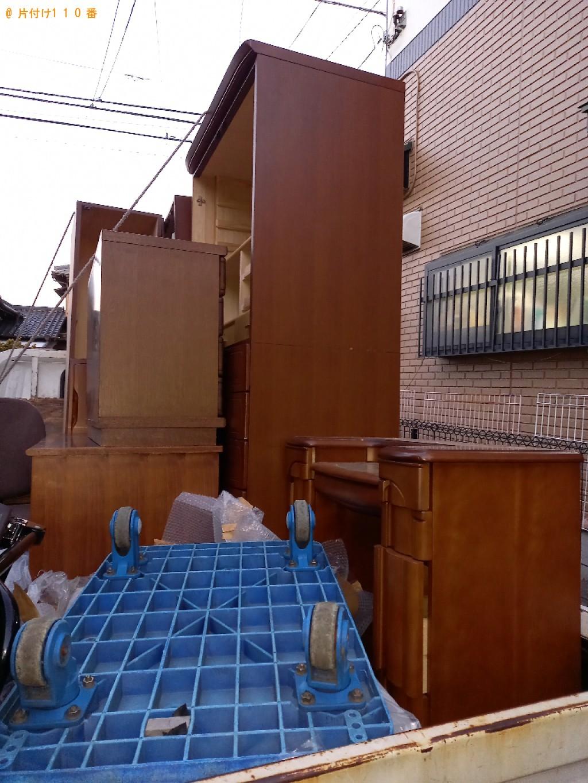 【千葉市緑区】家具などの出張不用品回収・処分ご依頼 お客様の声