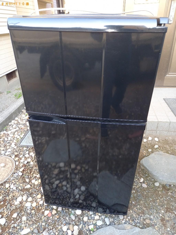 【千葉市稲毛区】170L未満冷蔵庫の出張不用品回収・処分ご依頼