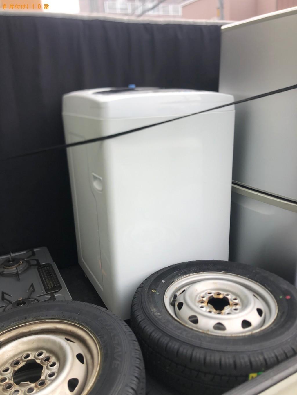 【札幌市白石区】軽トラック1杯以内の出張不用品回収・処分ご依頼