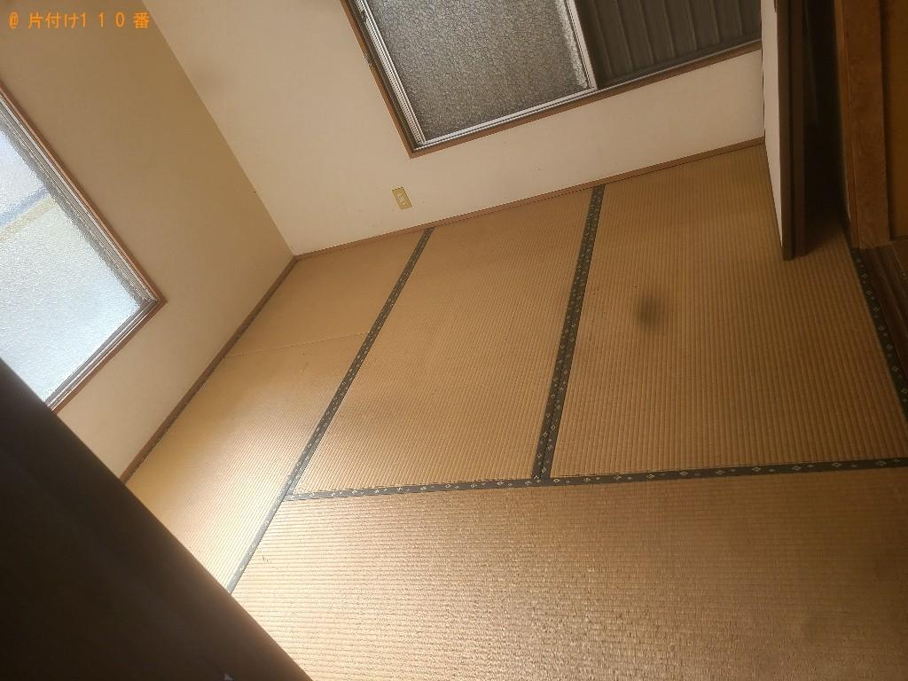 【下関市長府松小田西町】家具などの出張不用品回収・処分ご依頼