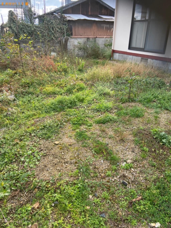 【山口市】草刈り作業ご依頼 お客様の声