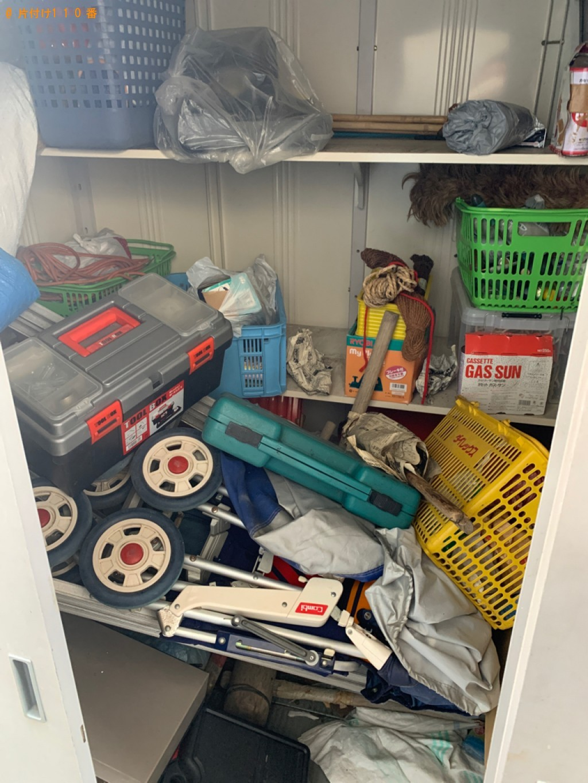 【福岡市南区】トラックパックでの出張不用品回収・処分ご依頼