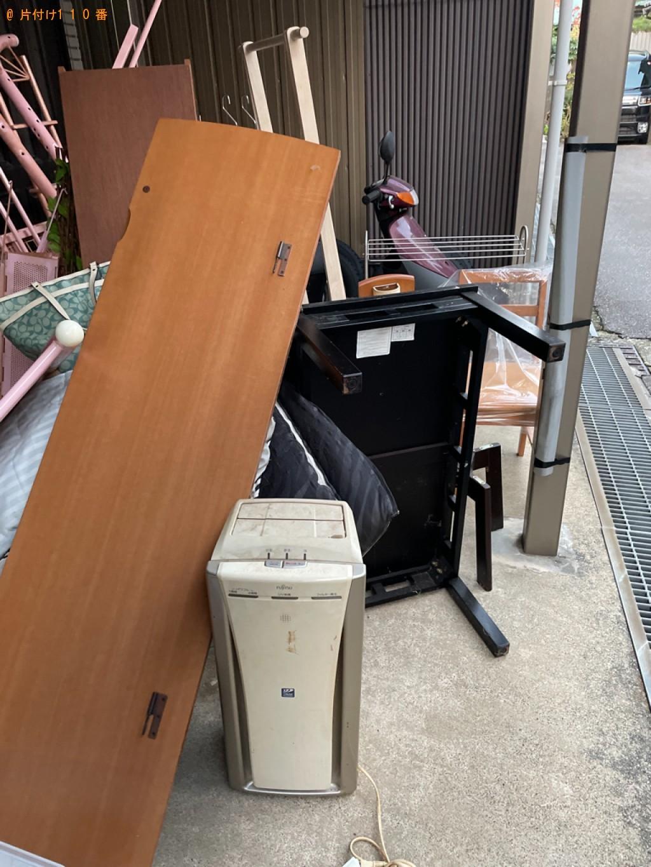 【高岡市大坪町】家具などの出張不用品回収・処分ご依頼 お客様の声
