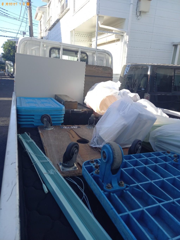 【川崎市】軽トラック1杯以内の出張不用品回収・処分ご依頼