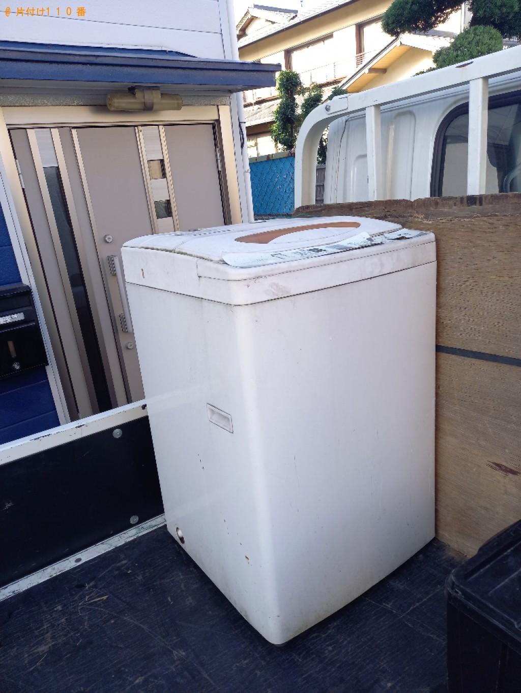 【船橋市】洗濯機の出張不用品回収・処分ご依頼 お客様の声