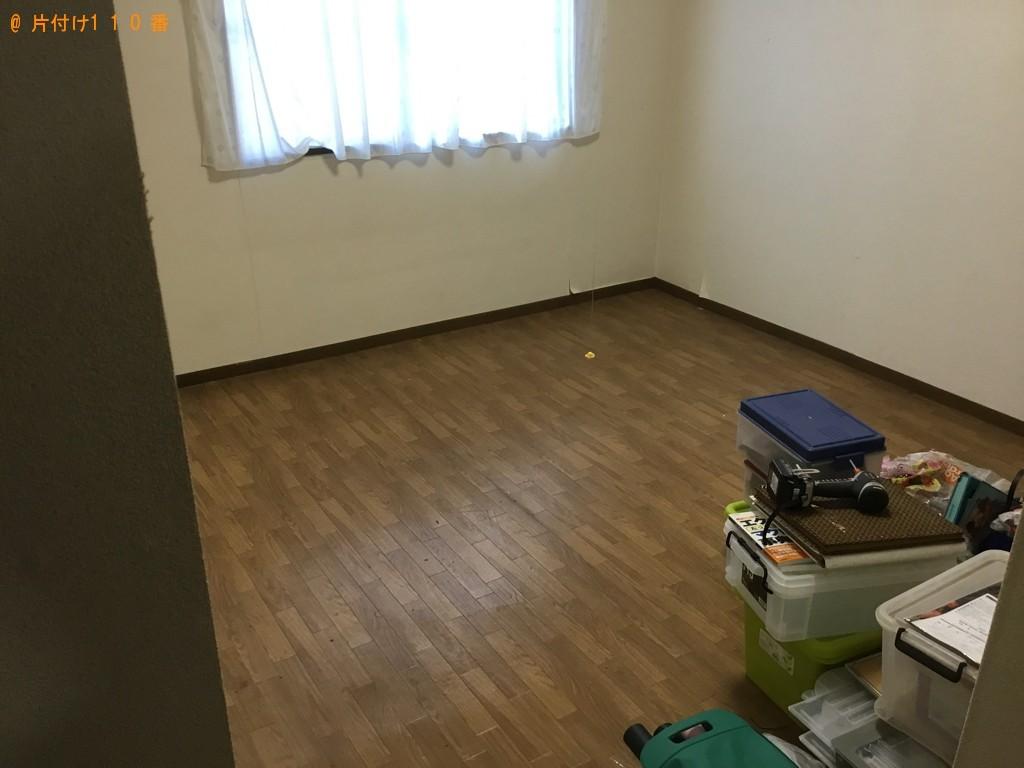 【神戸市長田区】軽トラパックでの出張不用品回収・処分ご依頼