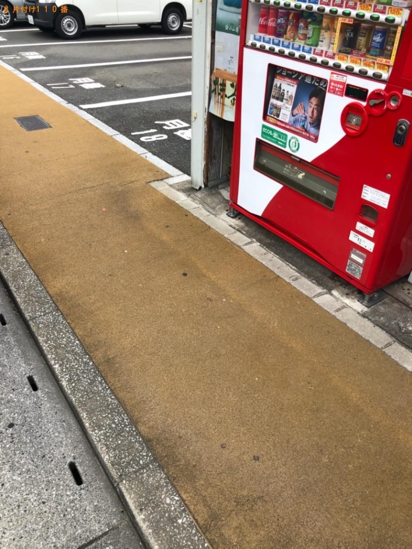 【北九州市八幡東区】軽トラ1杯以内の出張不用品回収・処分ご依頼
