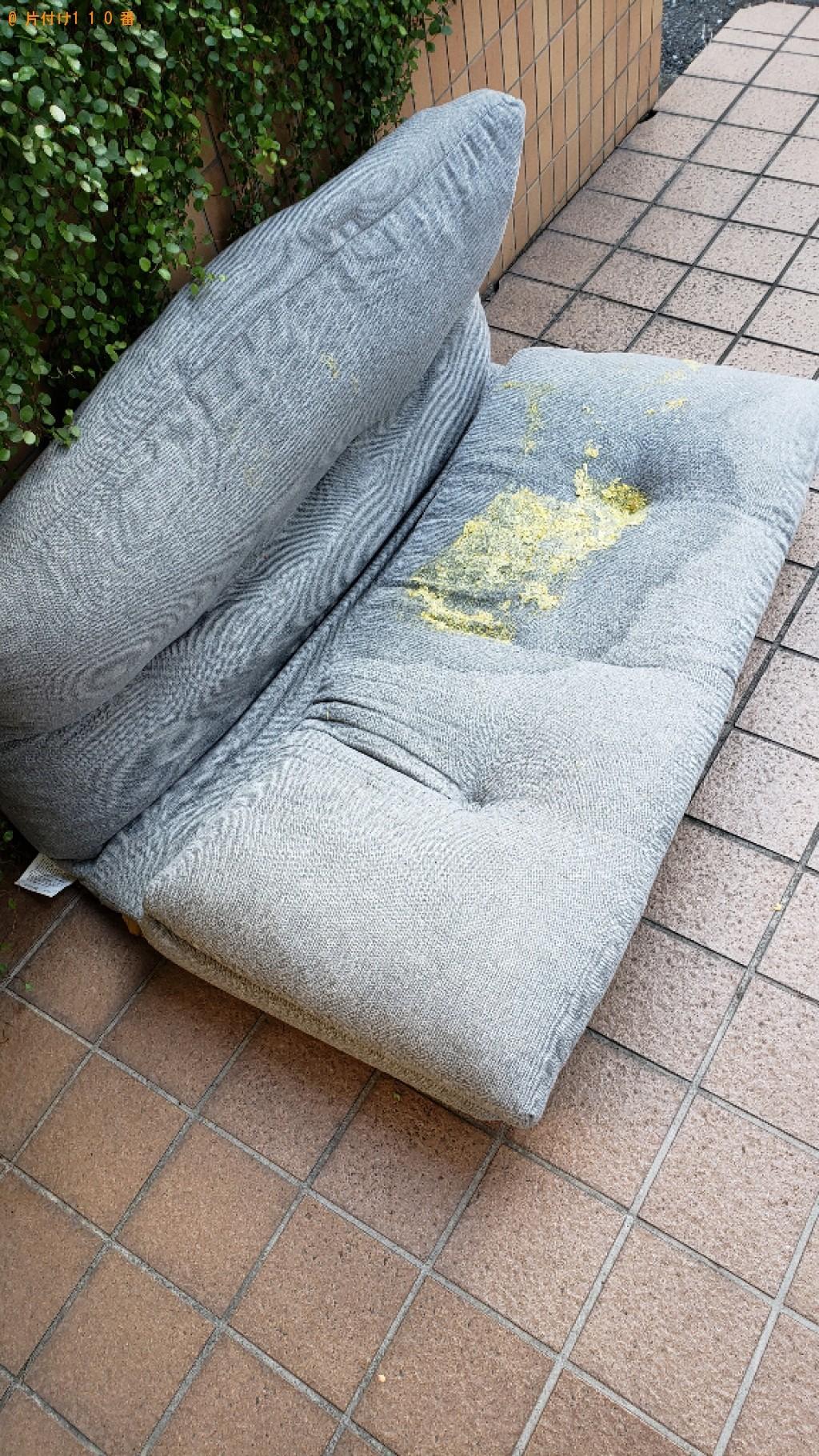 【市川市】ソファーの出張不用品回収・処分ご依頼 お客様の声