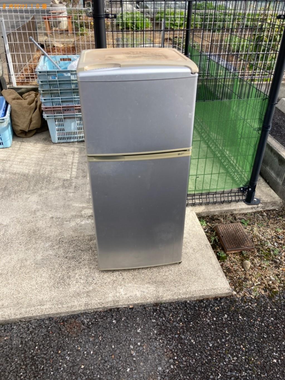 【甲賀市水口町】170L未満冷蔵庫の出張不用品回収・処分ご依頼