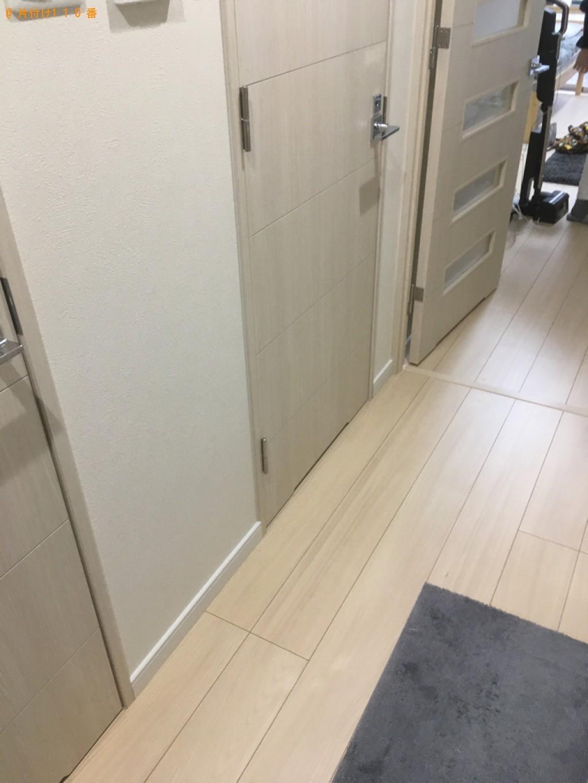 【北九州市小倉南区】ベッドマットレスの出張不用品回収・処分ご依頼