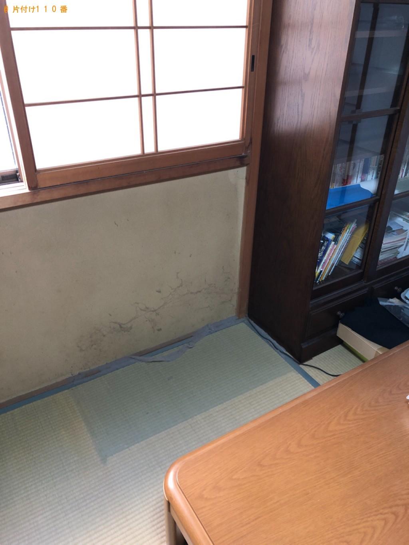 【京都市山科区】軽トラック1杯以内の出張不用品回収・処分ご依頼