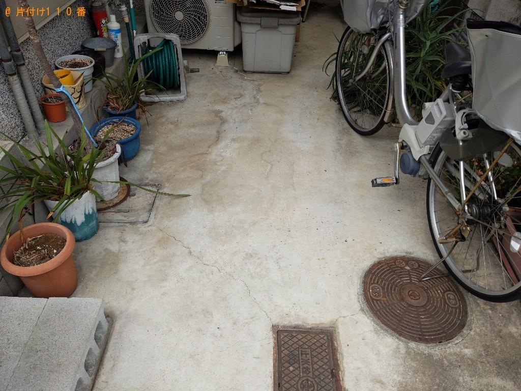 【茨木市】オルガンの出張不用品回収・処分ご依頼 お客様の声