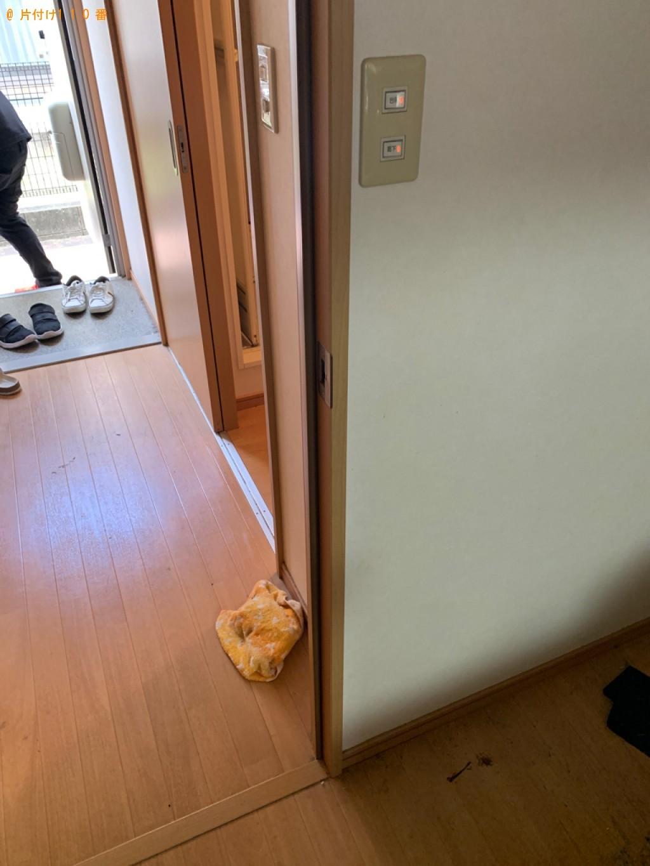 【福岡市】軽トラック1杯以内の出張不用品回収・処分ご依頼